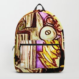 Trigun vash the stampede Backpack