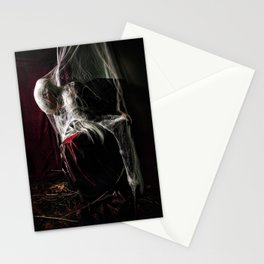 The Woman Who Waited Stationery Cards