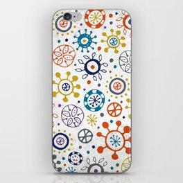 Doodle Organic iPhone Skin