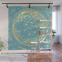 flower power of one Wall Mural