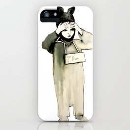 2nd Prize iPhone Case