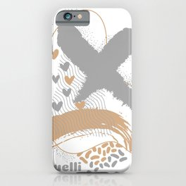 Spars & Fireworks Pronto iPhone Case
