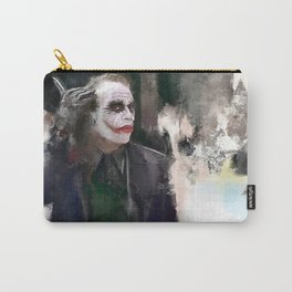 The Joker - Why So Serious Carry-All Pouch