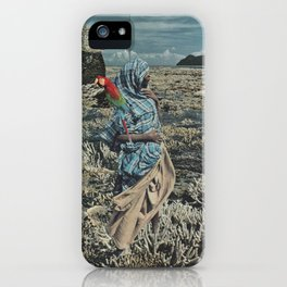 Empress April iPhone Case