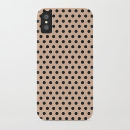 Dots collection II iPhone Case