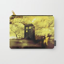 Trenzalore -- Doctor Who Carry-All Pouch