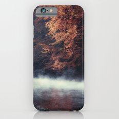 Nature's Mirror - Fall on the River Slim Case iPhone 6s