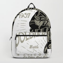Soldiers Of Fortune Battle Heroes Backpack