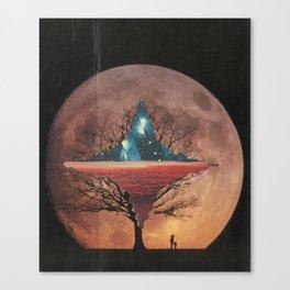 Yestergaze Canvas Print