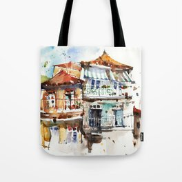 Windows of Porto Tote Bag