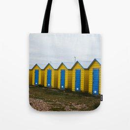 Littlehampton Beach_5 Tote Bag