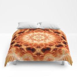 Mandala Glory Comforters