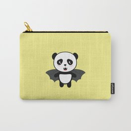 Vampire Panda with wings T-Shirt Dz5f0 Carry-All Pouch