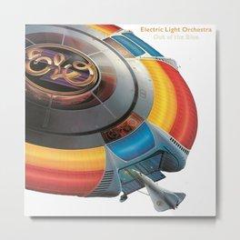 Electric Light Orchestra ELO Jeff Lynne Metal Print
