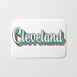 Cleveland Chill Bath Mat