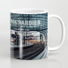 The train is coming Coffee Mug