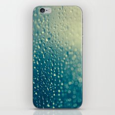 Water Droplets iPhone & iPod Skin