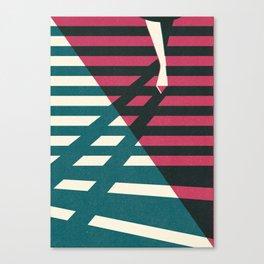 Control (Part I) Canvas Print