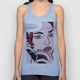 OHHH..ALRIGHT..1964 Unisex Tank Top