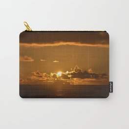 Samoan Sunset Carry-All Pouch