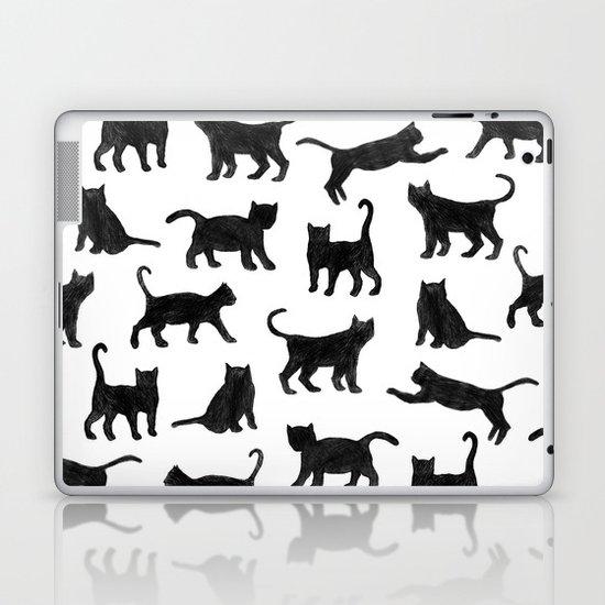 Le petits chats Laptop & iPad Skin
