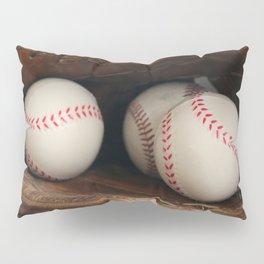 Baseball Glove Pillow Sham