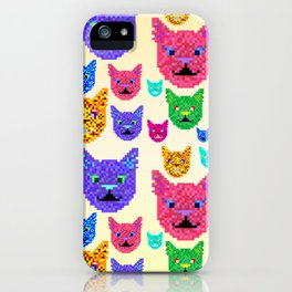 Kit-Pix iPhone Case