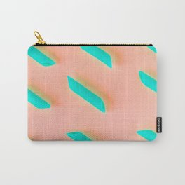 Neon Abstract Pasta Noodles Pattern (Color) Carry-All Pouch
