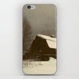 Barnstorm! iPhone Skin