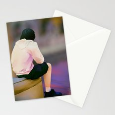 Sitting Out Stationery Cards