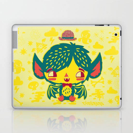 Béla Jr. Laptop & iPad Skin