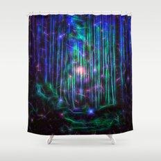 Magical Path ii Shower Curtain