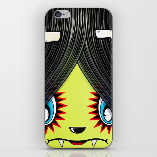 Bone iPhone & iPod Skin