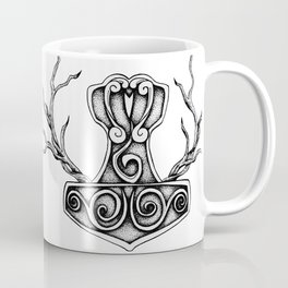 Mjolnir Coffee Mug