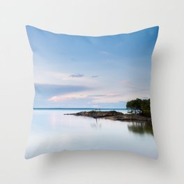 The Perfect Still Throw Pillow
