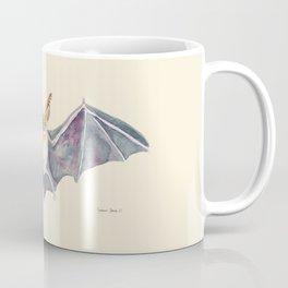 Watercolor Pallid Bat Coffee Mug