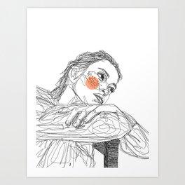 penni Art Print