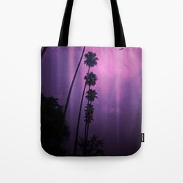 Purple Imagination Tote Bag