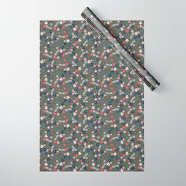 Persistence - Bestowed Blossom Wrapping Paper