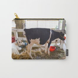Cow and little calf 1 Carry-All Pouch