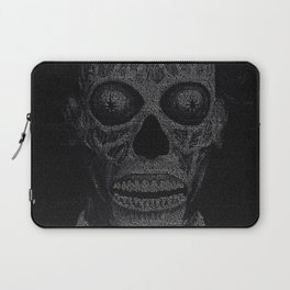 They Live. Obey. Screenplay Print. Laptop Sleeve