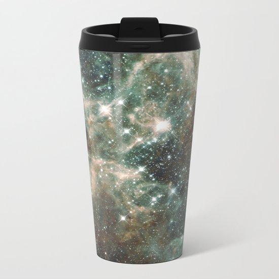 Space Metal Travel Mug