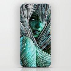 Winter she comes... iPhone & iPod Skin