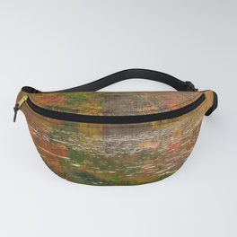 Photography Autumn Pond Fanny Pack