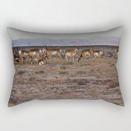 Pronghorn Rectangular Pillow
