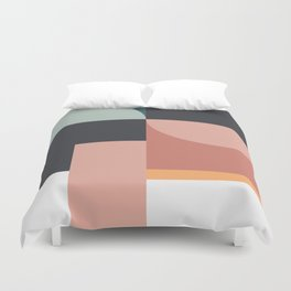 Abstract Geometric 07 Duvet Cover