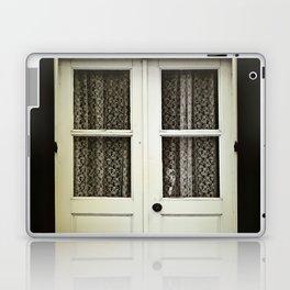 Lace Curtains Laptop & iPad Skin