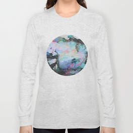 Why The Long Face Long Sleeve T-shirt