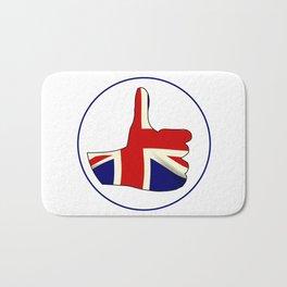 Thumbs Up England Bath Mat