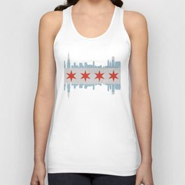 Chicago Pride Unisex Tank Top